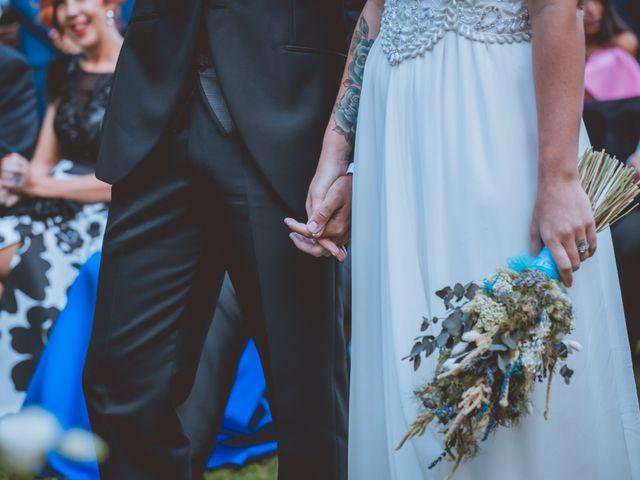 La boda de Daniel y Carolina en Gondomar, Pontevedra 81