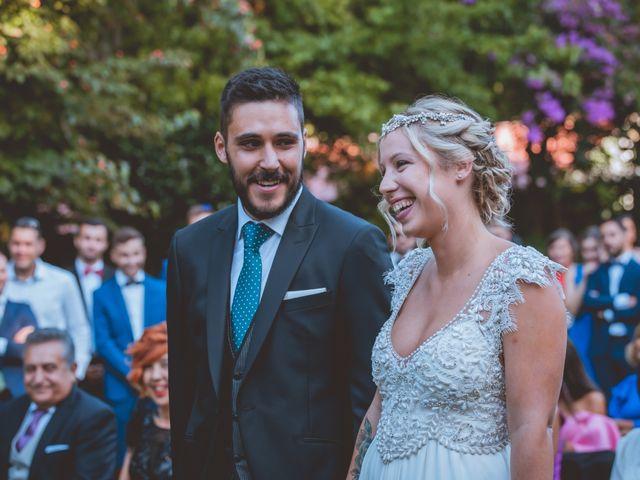 La boda de Daniel y Carolina en Gondomar, Pontevedra 82