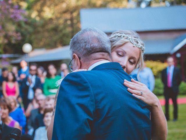 La boda de Daniel y Carolina en Gondomar, Pontevedra 86