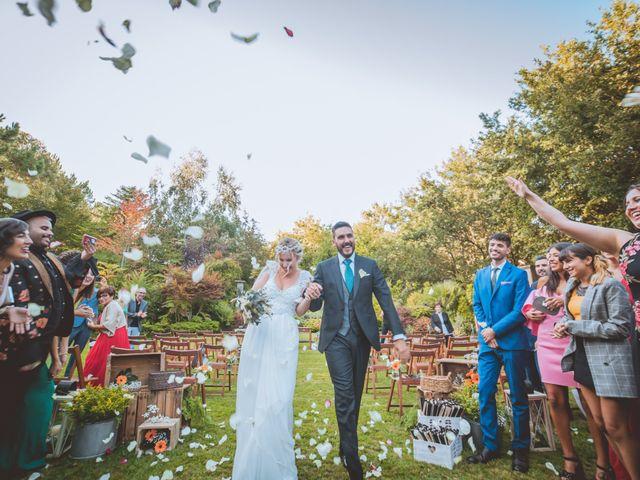 La boda de Daniel y Carolina en Gondomar, Pontevedra 92