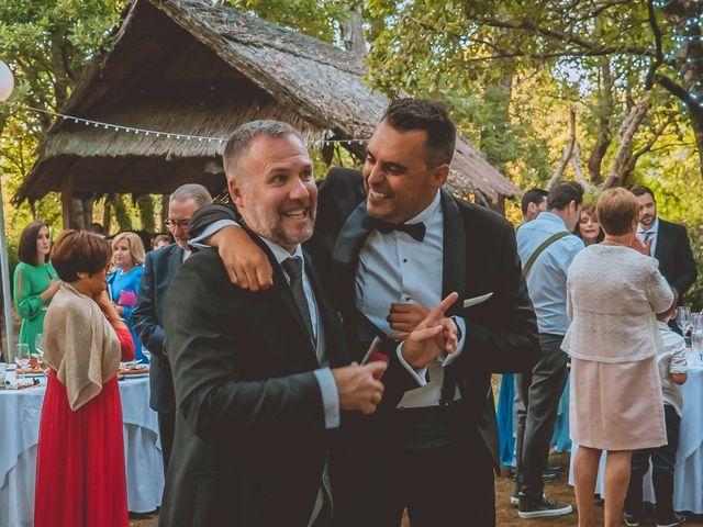 La boda de Daniel y Carolina en Gondomar, Pontevedra 101