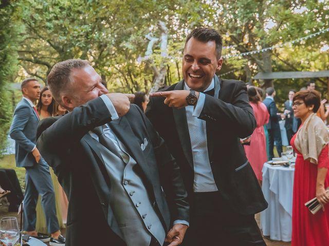 La boda de Daniel y Carolina en Gondomar, Pontevedra 102