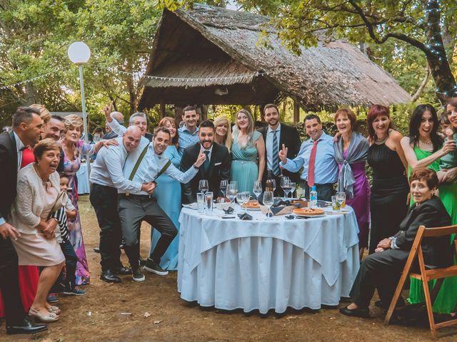 La boda de Daniel y Carolina en Gondomar, Pontevedra 103