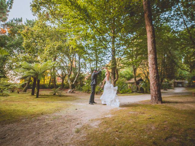 La boda de Daniel y Carolina en Gondomar, Pontevedra 106