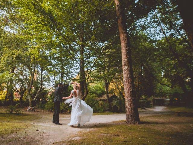 La boda de Daniel y Carolina en Gondomar, Pontevedra 107