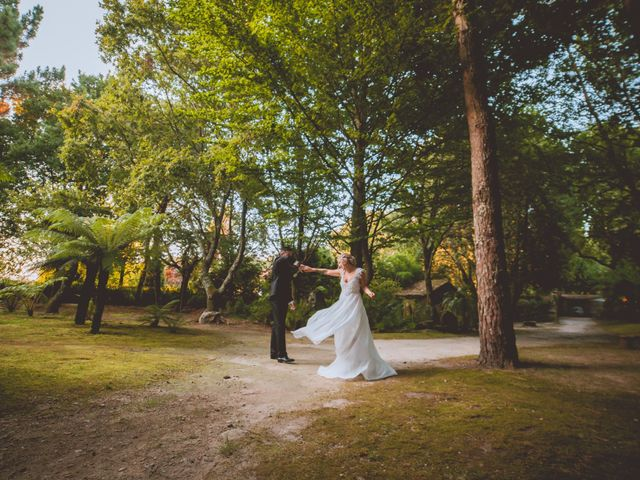 La boda de Daniel y Carolina en Gondomar, Pontevedra 108