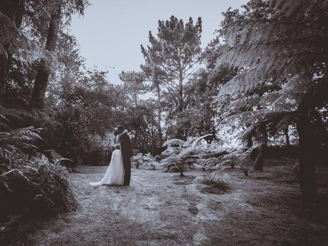 La boda de Daniel y Carolina en Gondomar, Pontevedra 109
