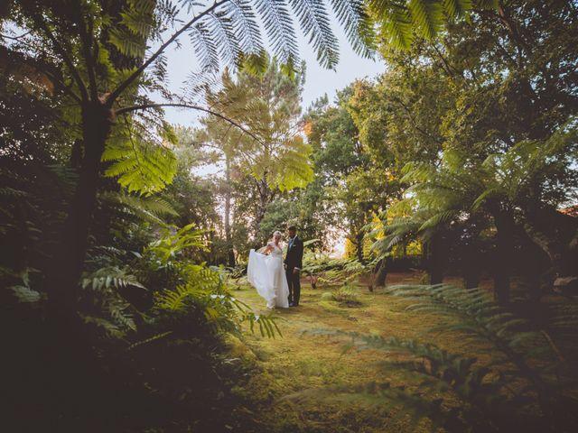 La boda de Daniel y Carolina en Gondomar, Pontevedra 110
