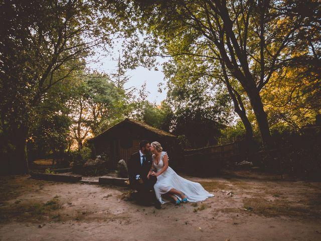 La boda de Daniel y Carolina en Gondomar, Pontevedra 111