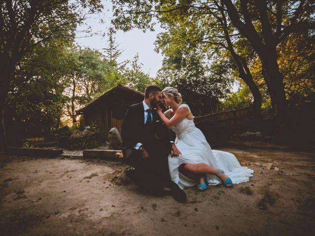 La boda de Daniel y Carolina en Gondomar, Pontevedra 1