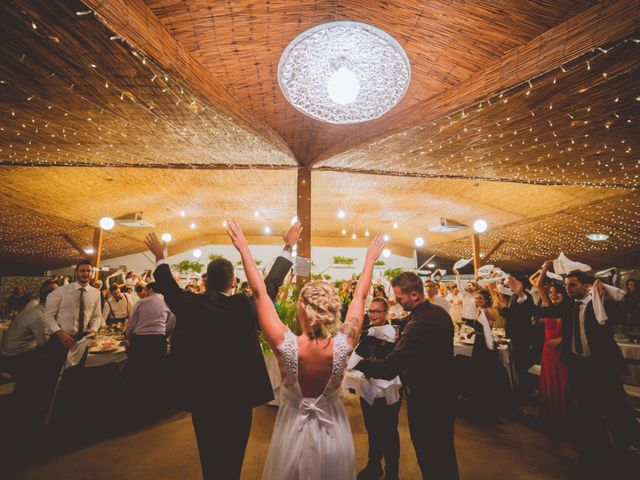 La boda de Daniel y Carolina en Gondomar, Pontevedra 115