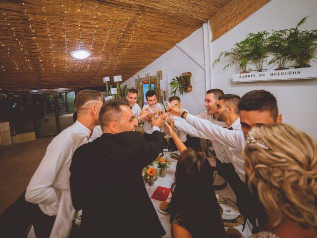 La boda de Daniel y Carolina en Gondomar, Pontevedra 117