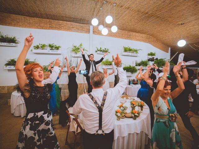 La boda de Daniel y Carolina en Gondomar, Pontevedra 119