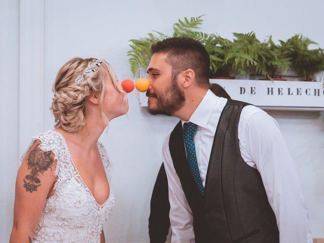 La boda de Daniel y Carolina en Gondomar, Pontevedra 120
