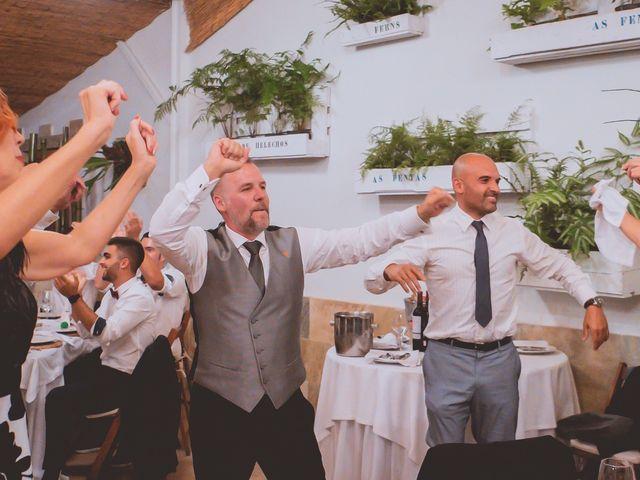 La boda de Daniel y Carolina en Gondomar, Pontevedra 123