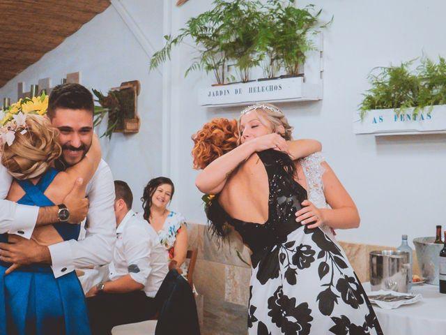 La boda de Daniel y Carolina en Gondomar, Pontevedra 131