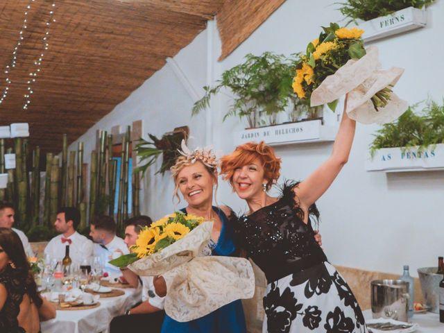 La boda de Daniel y Carolina en Gondomar, Pontevedra 132