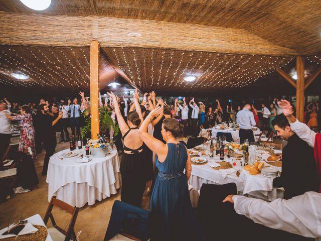 La boda de Daniel y Carolina en Gondomar, Pontevedra 135
