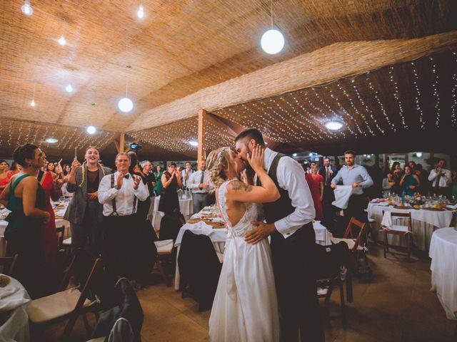 La boda de Daniel y Carolina en Gondomar, Pontevedra 137