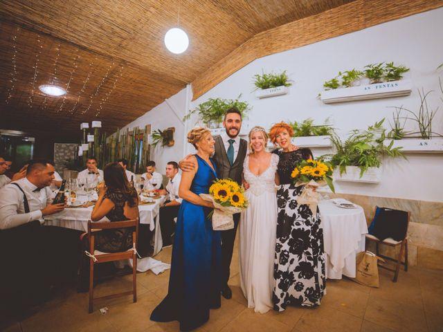 La boda de Daniel y Carolina en Gondomar, Pontevedra 143