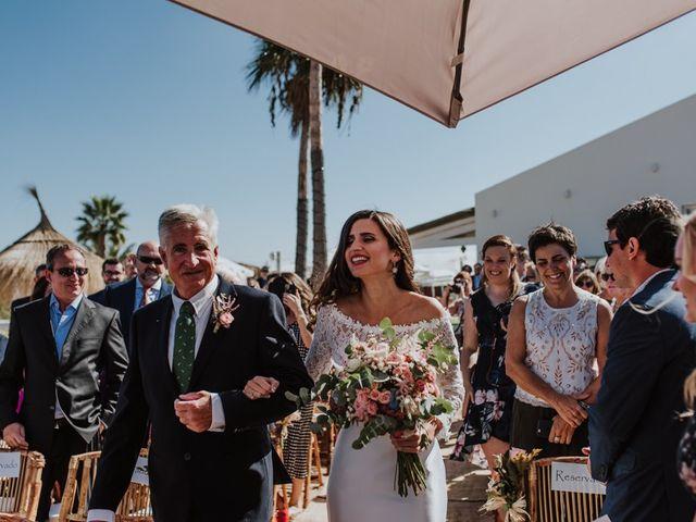 La boda de Bret y Victoria en La Manga Del Mar Menor, Murcia 7