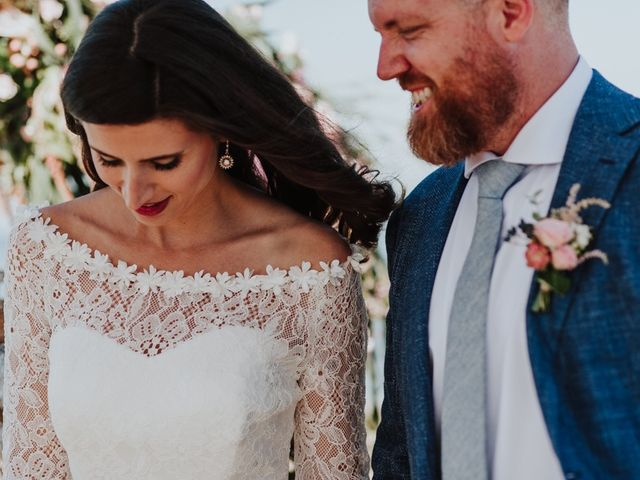 La boda de Bret y Victoria en La Manga Del Mar Menor, Murcia 9