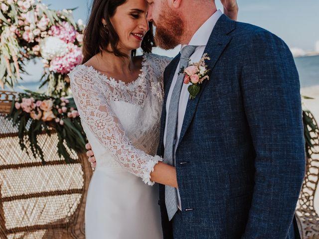 La boda de Bret y Victoria en La Manga Del Mar Menor, Murcia 10
