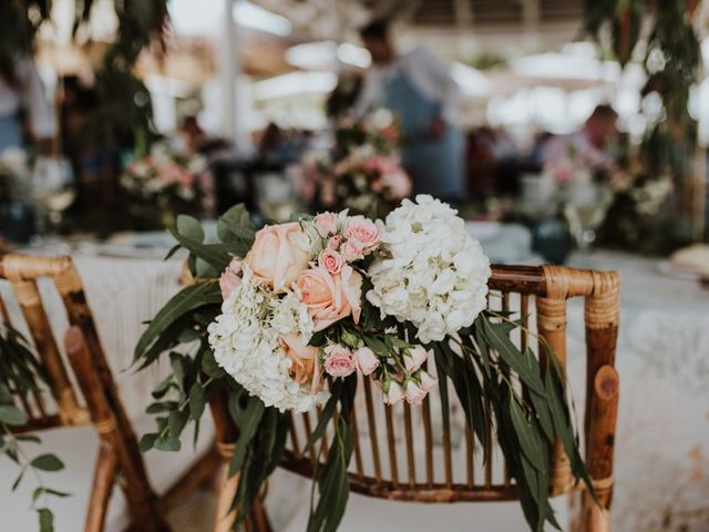 La boda de Bret y Victoria en La Manga Del Mar Menor, Murcia 15