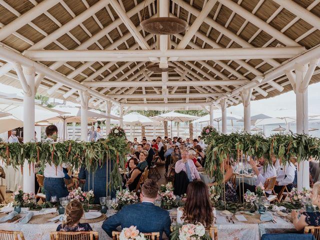 La boda de Bret y Victoria en La Manga Del Mar Menor, Murcia 17