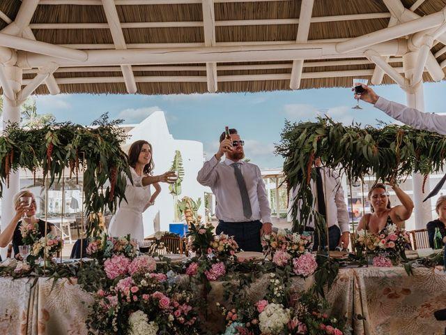 La boda de Bret y Victoria en La Manga Del Mar Menor, Murcia 19