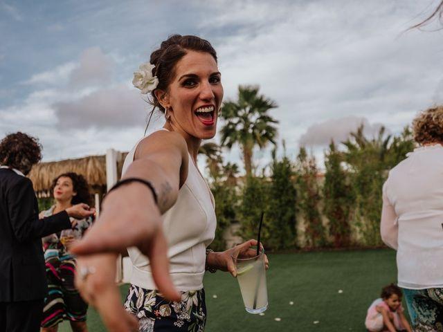 La boda de Bret y Victoria en La Manga Del Mar Menor, Murcia 31