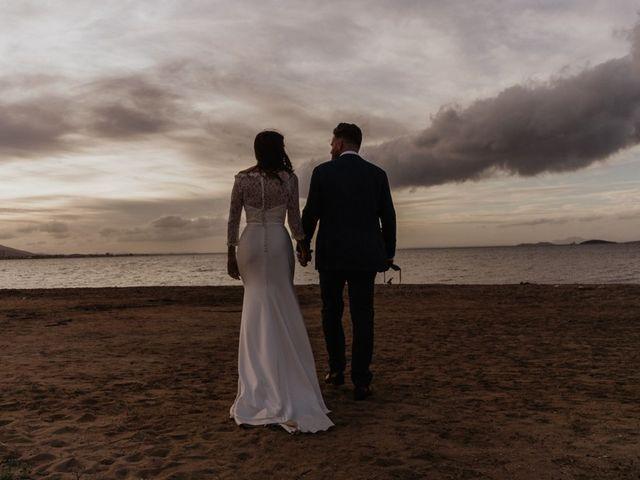 La boda de Bret y Victoria en La Manga Del Mar Menor, Murcia 32