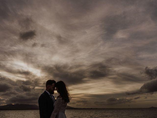 La boda de Bret y Victoria en La Manga Del Mar Menor, Murcia 33