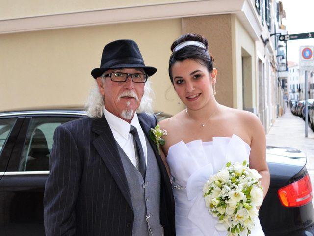 La boda de Isma y Ana en San Antonio (Mahon), Islas Baleares 6
