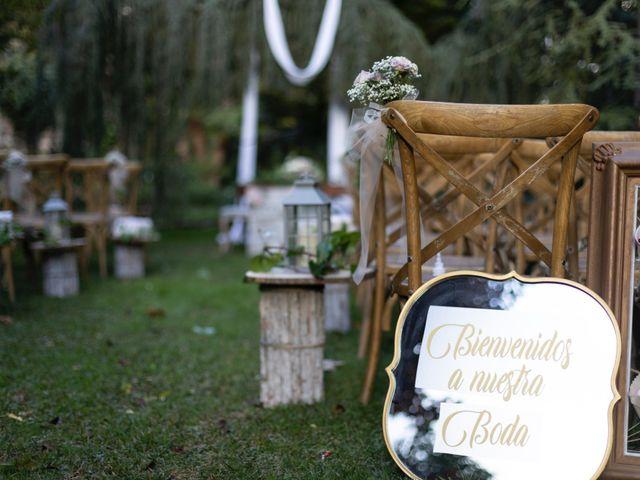 La boda de Dani y Cris en Esporles, Islas Baleares 5