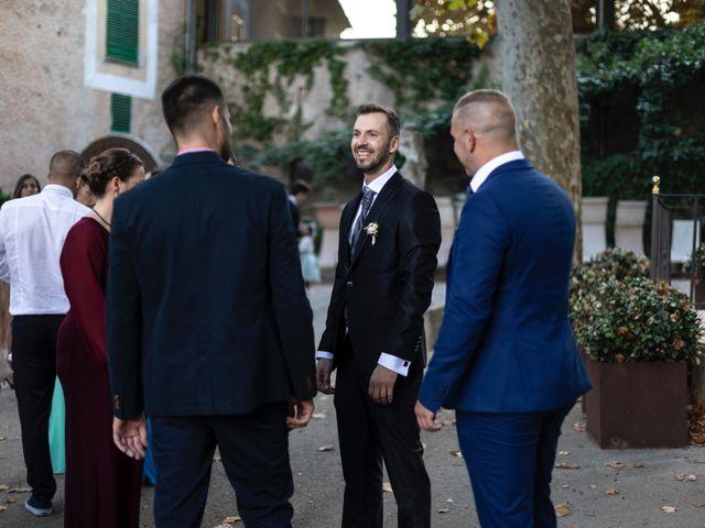 La boda de Dani y Cris en Esporles, Islas Baleares 12