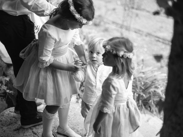 La boda de Dani y Cris en Esporles, Islas Baleares 13