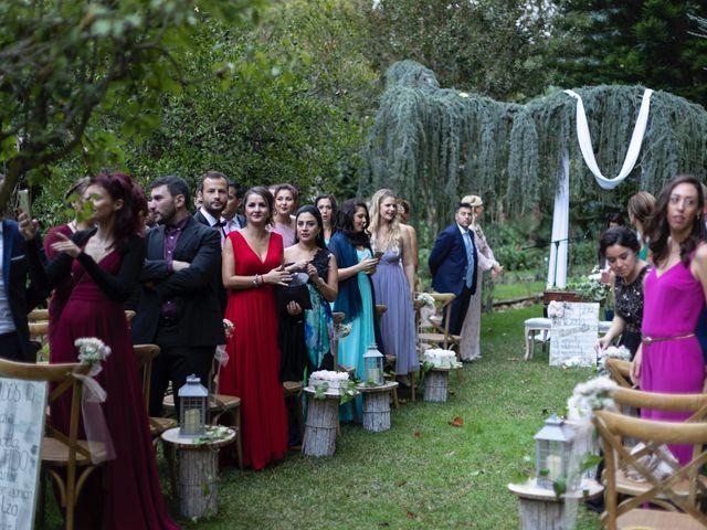 La boda de Dani y Cris en Esporles, Islas Baleares 18