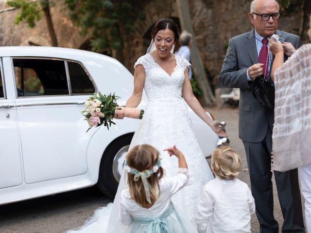 La boda de Dani y Cris en Esporles, Islas Baleares 22