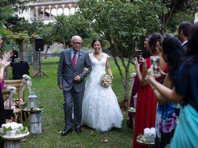La boda de Dani y Cris en Esporles, Islas Baleares 28