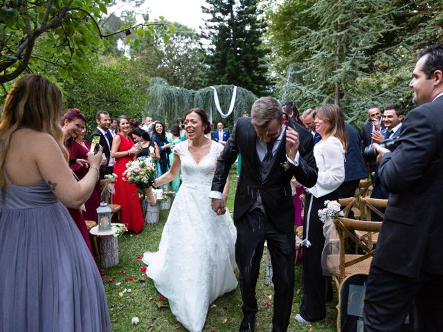 La boda de Dani y Cris en Esporles, Islas Baleares 43