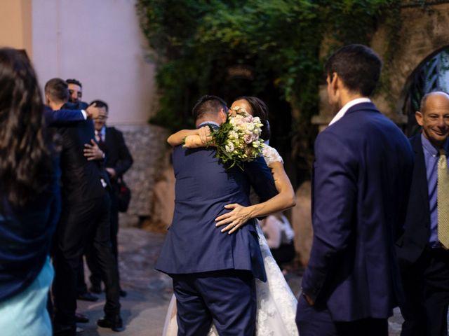 La boda de Dani y Cris en Esporles, Islas Baleares 52