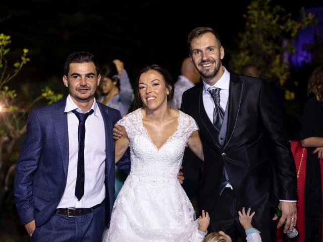 La boda de Dani y Cris en Esporles, Islas Baleares 58