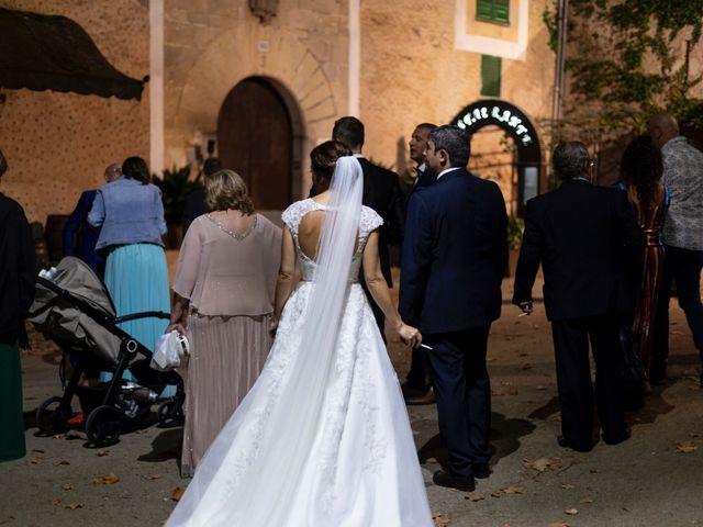 La boda de Dani y Cris en Esporles, Islas Baleares 60