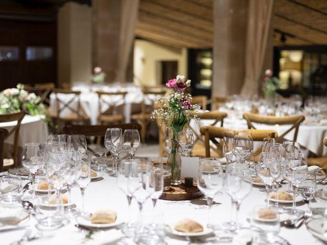 La boda de Dani y Cris en Esporles, Islas Baleares 63