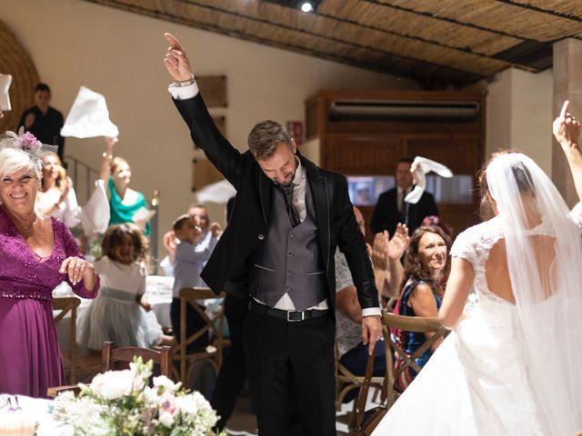La boda de Dani y Cris en Esporles, Islas Baleares 67