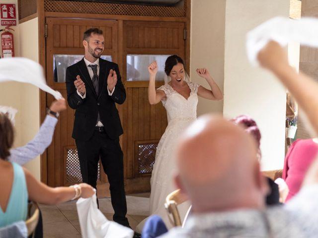 La boda de Dani y Cris en Esporles, Islas Baleares 69