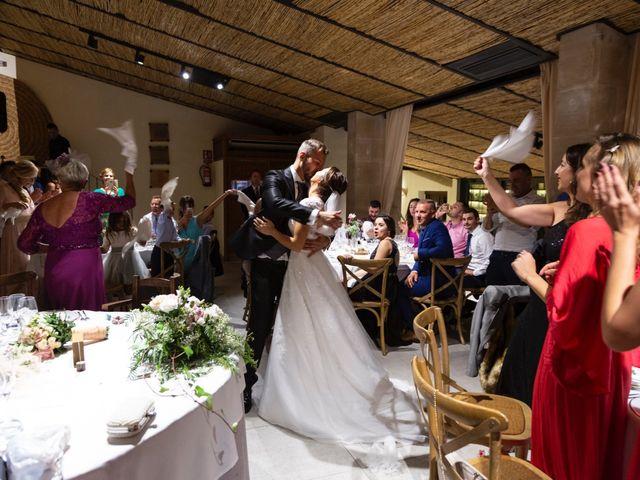 La boda de Dani y Cris en Esporles, Islas Baleares 70