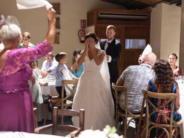 La boda de Dani y Cris en Esporles, Islas Baleares 71