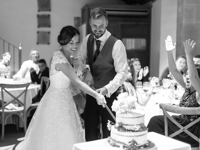 La boda de Dani y Cris en Esporles, Islas Baleares 83